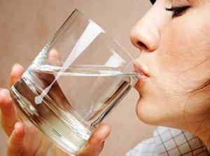 Употребление минеральной воды