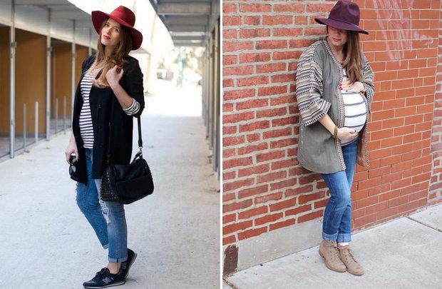 Какие джинсы можно носить беременным