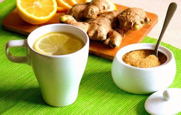 Имбирный чай при беременности