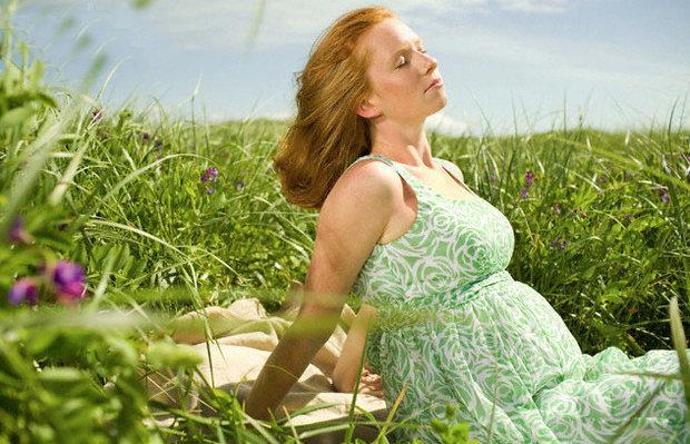 Как пережить лето беременным