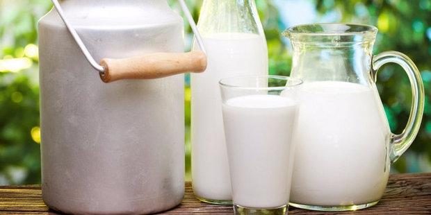 молоко при беременности