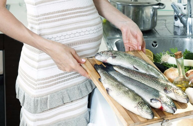Какая рыба вредна для беременных 12