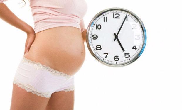Признаки (предвестники) родов при второй беременности