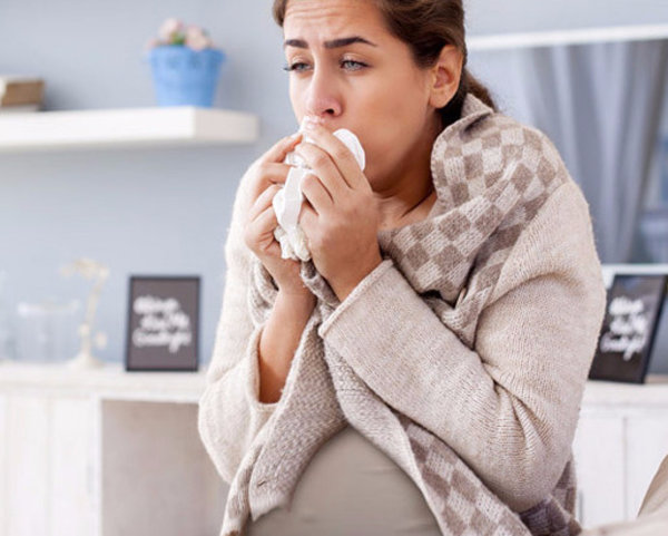 Как лечить кашель при беременности ⇒ чем, что можно, нельзя