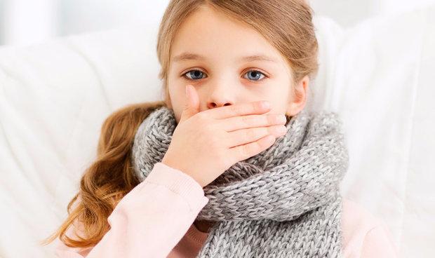 сильный кашель у ребенка не проходит время компании
