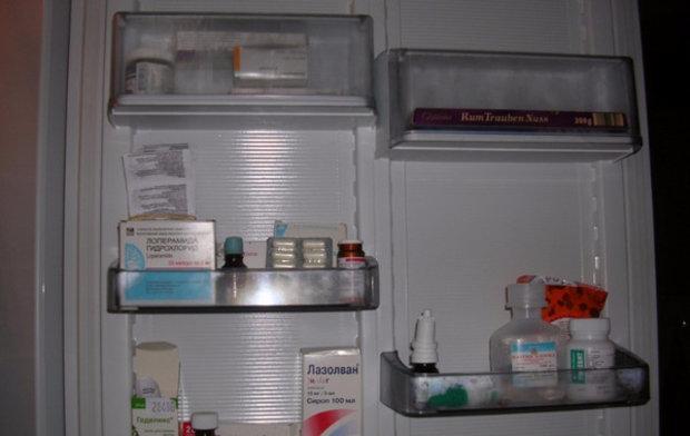 Хранение мед препаратов