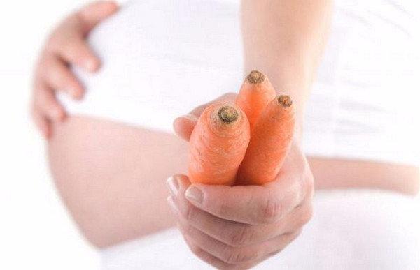Польза моркови для беременных 52