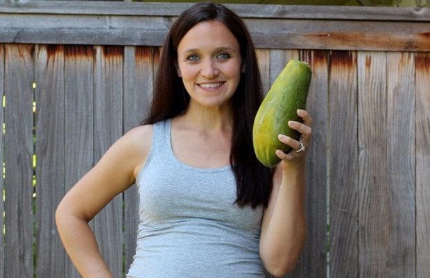 Кабачок при беременности