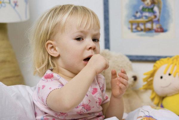 Чем лечить у ребенка сухой жесткий кашель
