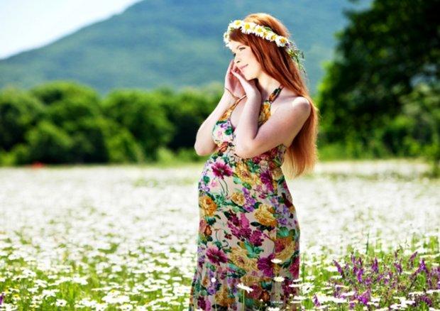 Польза для беременной