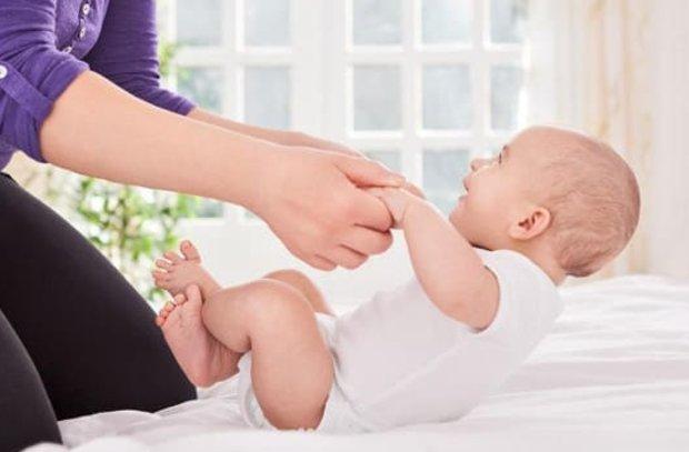 ног нужно ли присаживать ребенка в 6 месяцев появления ветрянки симптомы