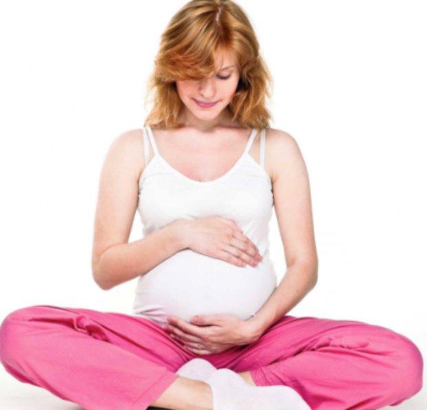 Ночнушка с халатом для беременных 55