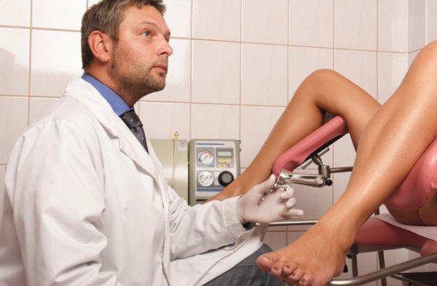 Осмотр у гинеколога видео онлайн