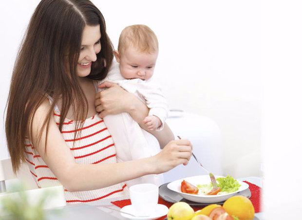 Можно ли худеть маме, если она кормит грудью? Диета