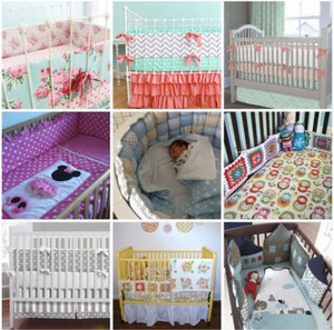 Бортики в виде подушек в кроватку для новорожденных своими руками выкройки фото 372