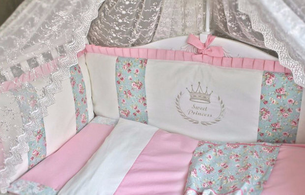 Выкройки для новорожденных бортики в кроватку