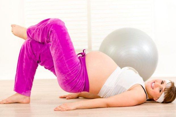 Гимнастика для беременных 20 недель 50