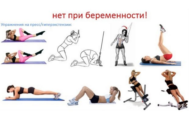 Упражнения которые могут вызвать боль в пояснице