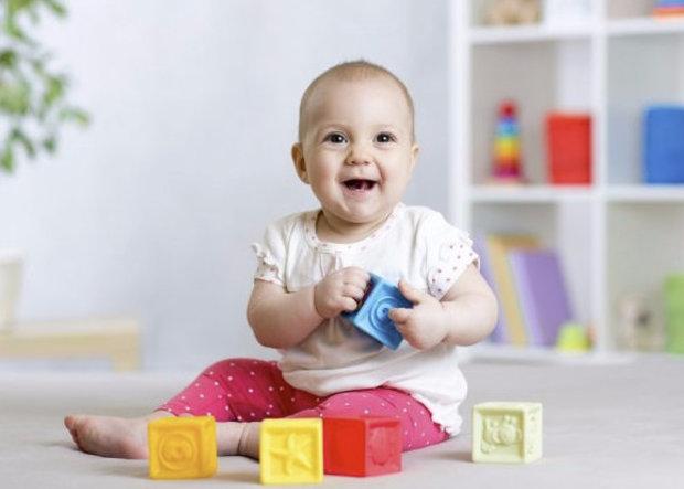 выключатели для развитие ребенка в 11 месяцев Петрокоммерц