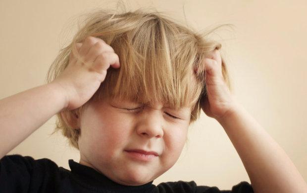 Если у ребенка 8 лет болит голова
