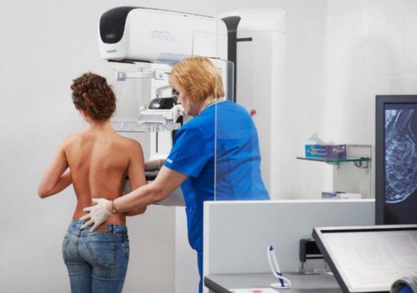 Маммография в красносельском районе спб