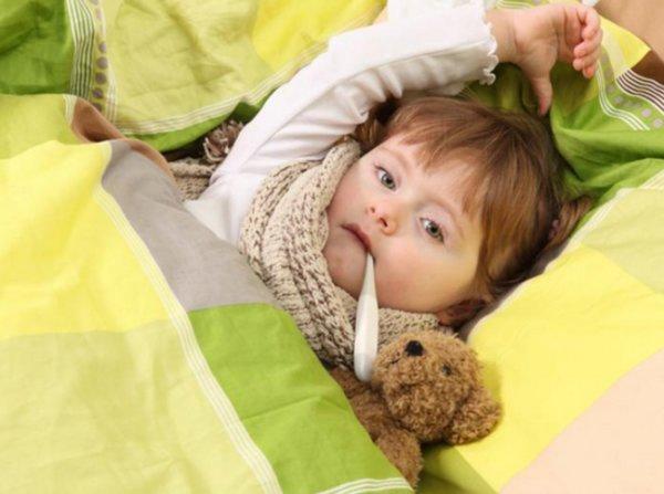 Болит горло у ребенка: быстрое лечение