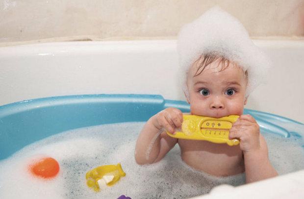 Требования к детскому шампуню и мылу