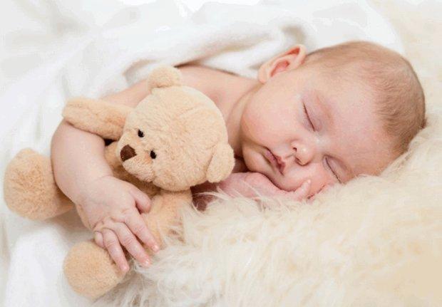 как правильно укладывать спать новорожденного ребенка