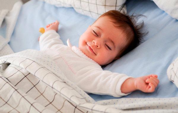 во скоько ребенок может сппть отдельно года, кровоточат