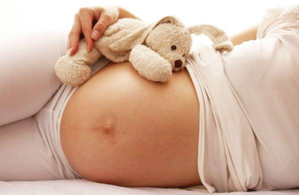метеоризм у беременных перед родами