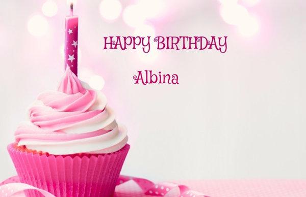 Значение имени Альбина - происхождение, характер судьба носителя