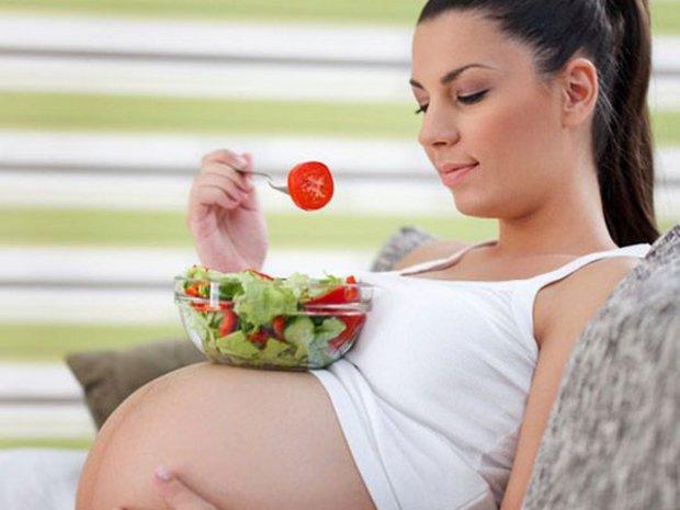 Изменение вкуса у беременной