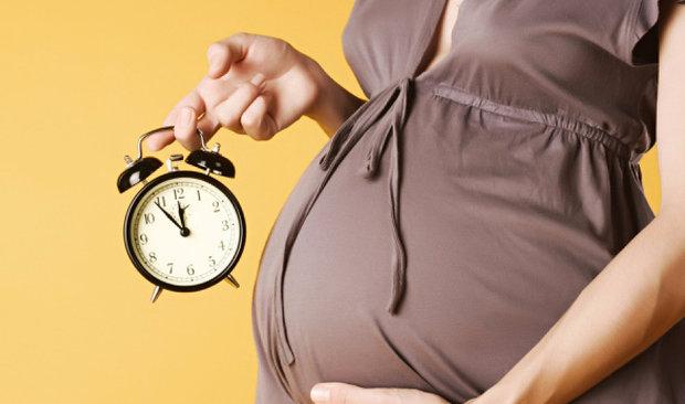 При закрытии предприятия какие права имеют беременные 90
