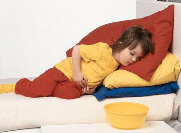 Как и чем остановить рвоту у ребенка в домашних условиях