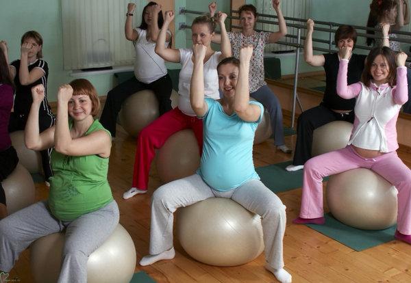 Дыхательный тренинг для беременных 33