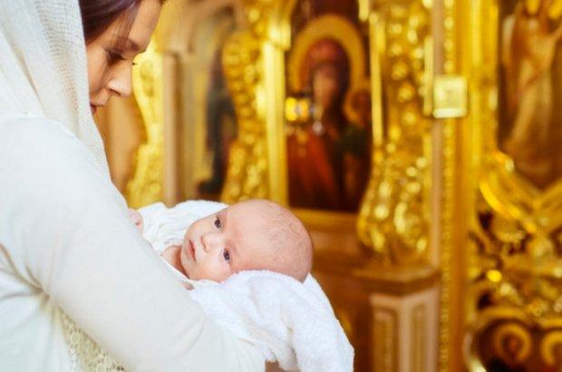 Крестины при беременности