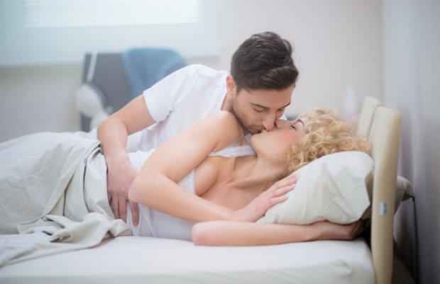 Первый секс в первый день месячных