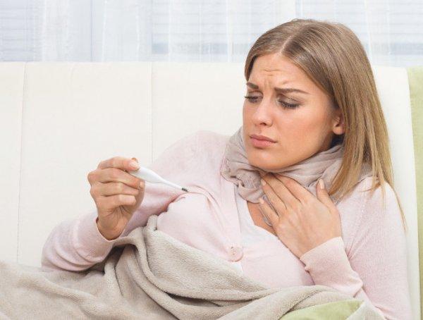 Ангина при беременности во втором и третьем триместрах