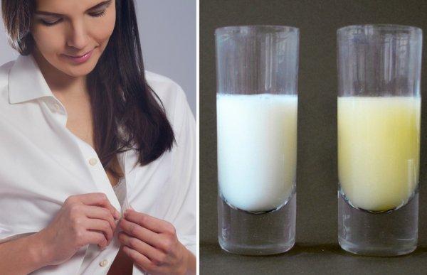 Цвет грудного молока - Журнал о всём
